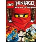 Lego Ninjago - Masters Of Spinjitzu [DVD]